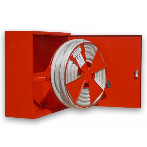 Hydrant systems with D25 semi-rigid hose 650x650x250 mm